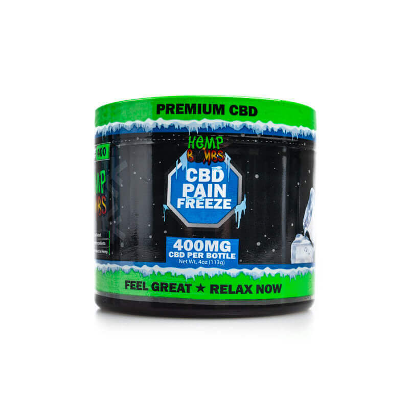 CBD Pain Rub 400mg
