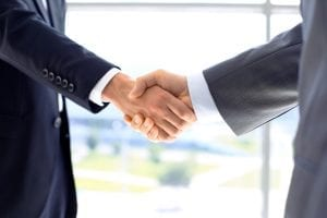 Distributors Blog Business handshake
