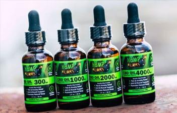 Higher Potency CBD Oil Hemp Bombs