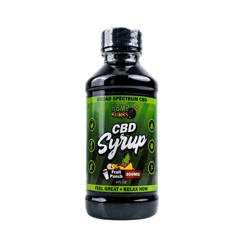 CBD Syrup 300mg