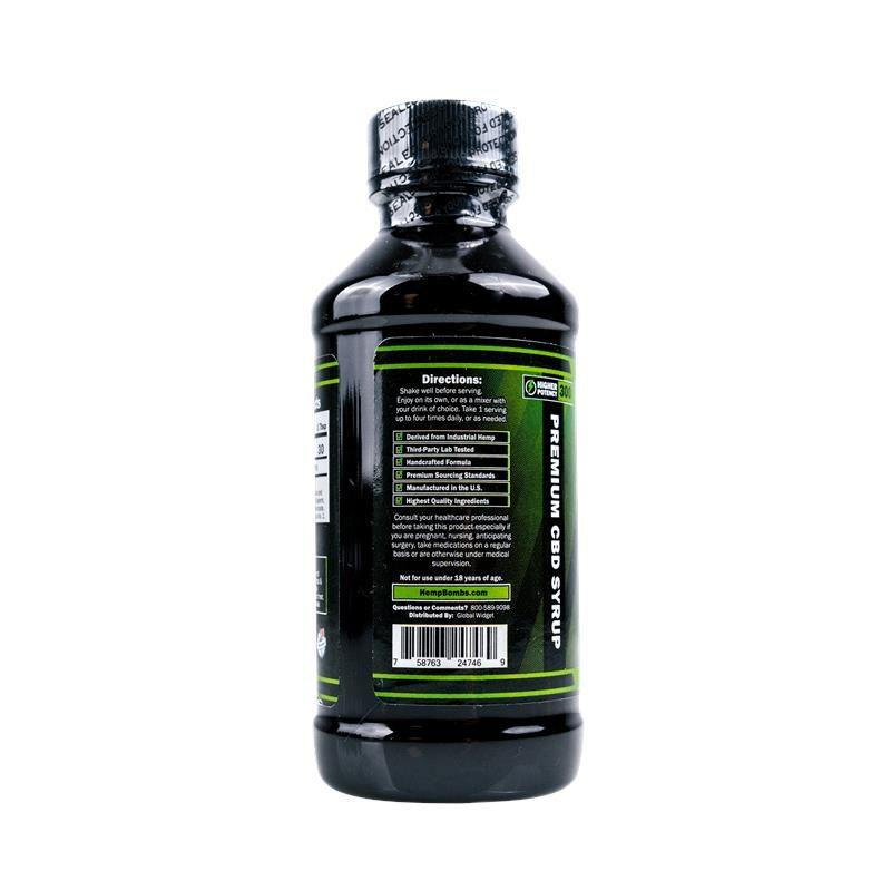 CBD Syrup 300mg left