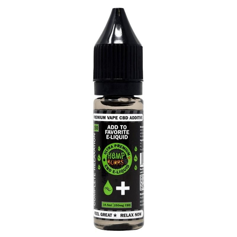 cbd e-liquid additive 250mg