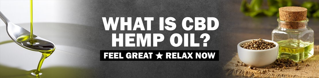 What is CBD Hemp Oil?