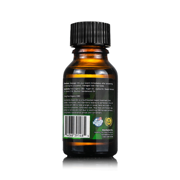cbd beard oil right
