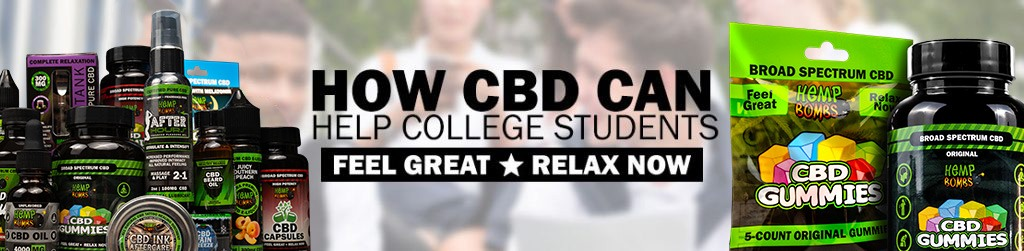 Benefits of CBD For College Students
