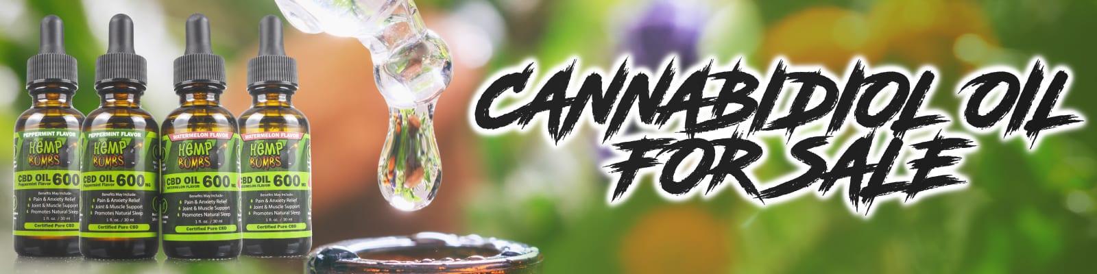 Cannabidiol for sale