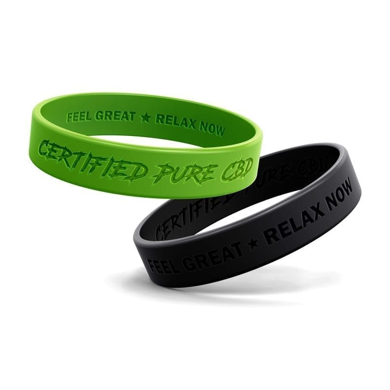 Hemp Bombs wristbands