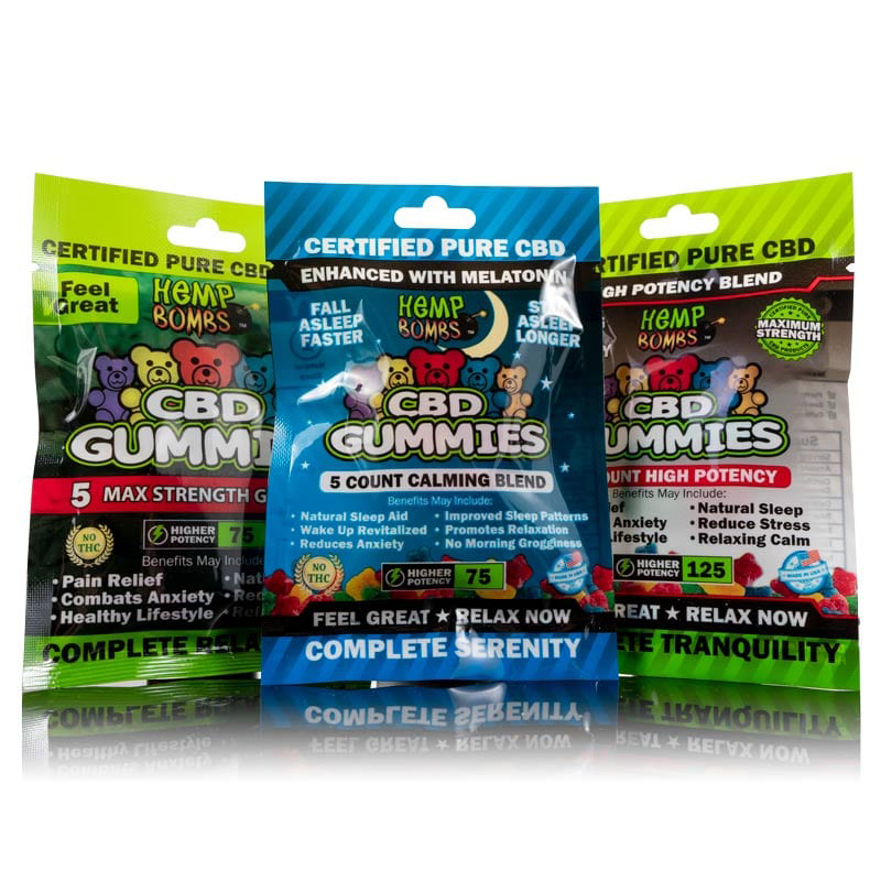 gummy sample pack