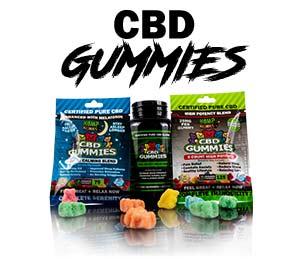 CBD Gummies Hemp Bombs Products