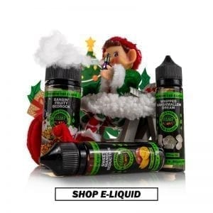 CBD E-Liquid for Holiday Gifting