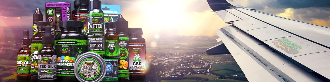 CBD for Flying Anxiety