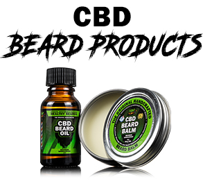 CBD Topicals Beard Products