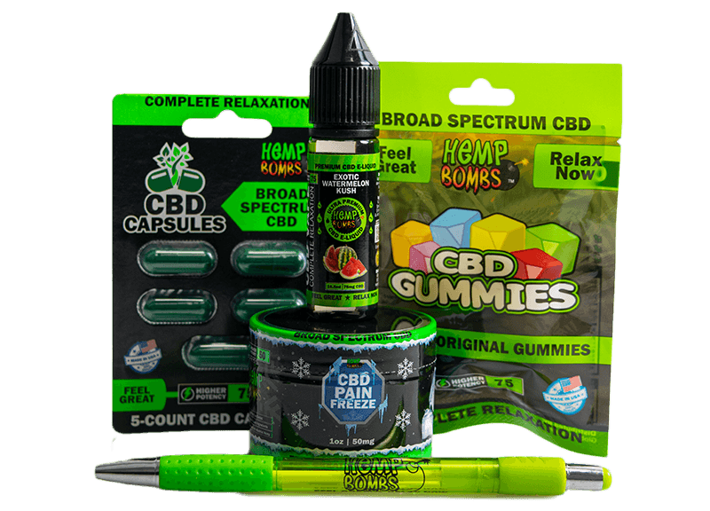 Sample CBD Bundle