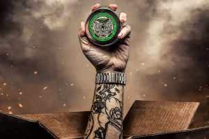 Natural CBD Tattoo Ointment for Tattoo Aftercare