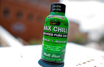 High Potency CBD Relaxation Shot