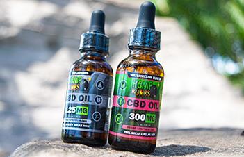 Premium CBD Products - CBD Oil Tinctures
