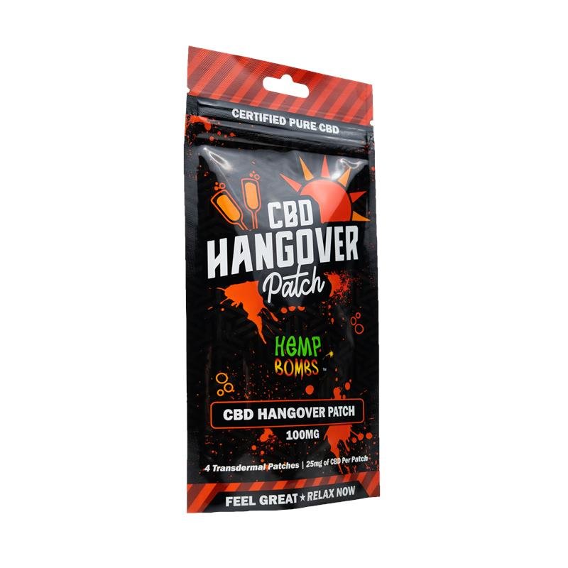 CBD Patches for Hangovers