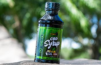 High Potency CBD Syrup