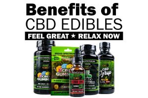 CBD Edibles Effects