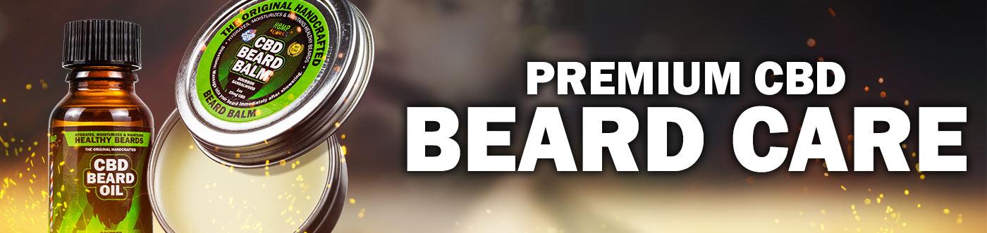 CBD Beard Products
