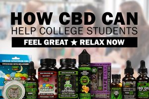 CBD for College Students Stress