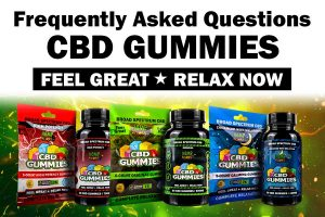 Questions about CBD Gummies