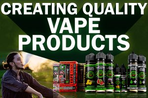 Creating Quality CBD Vape Products