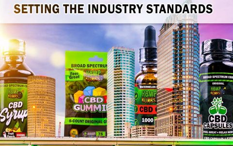 Hemp Bombs top CBD companies setting industry standards