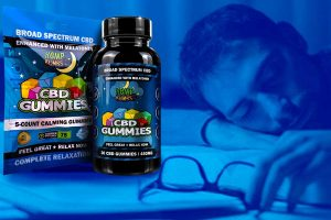 Sleep Gummies to help you sleep better