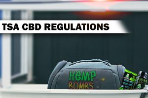 TSA Regulations of CBD