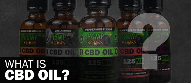 Learn about CBD Oil: What is it?