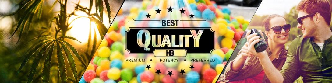 Quality CBD Ingredients at Hemp Bombs
