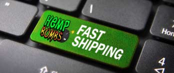 Our fast and free shipping helps make it easy for you as a CBD distributor with Hemp Bombs