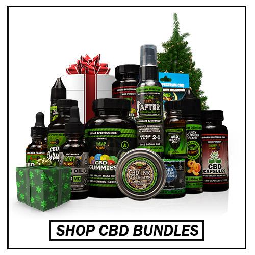 Shop Holiday CBD Bundles