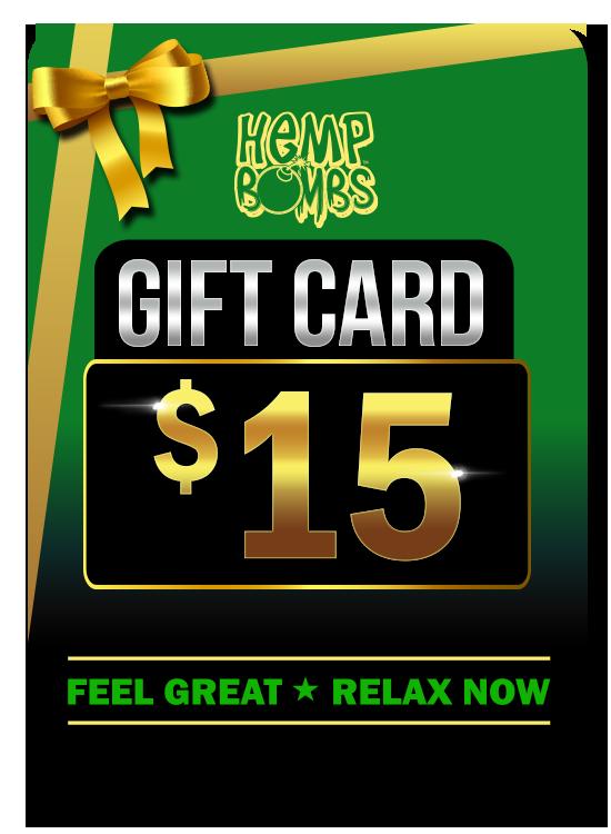 $15 CBD Gift Certificate