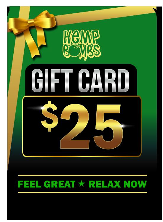 $25 CBD Gift Certificate