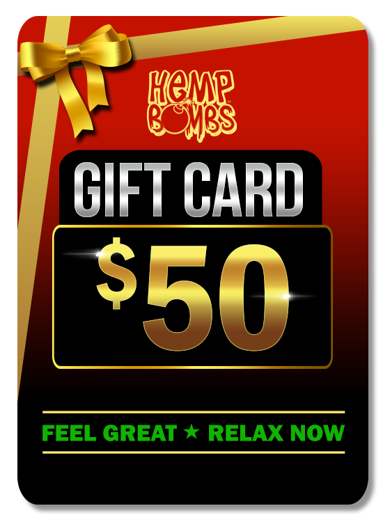 $50 CBD Gift Certificate