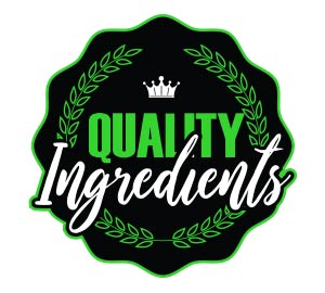 Highest quality ingredients in our premium CBD products
