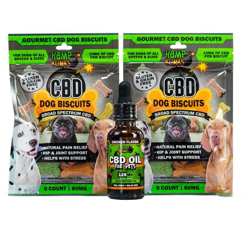 Pet CBD Bundle