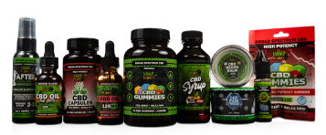 Hemp Bombs CBD Product Line