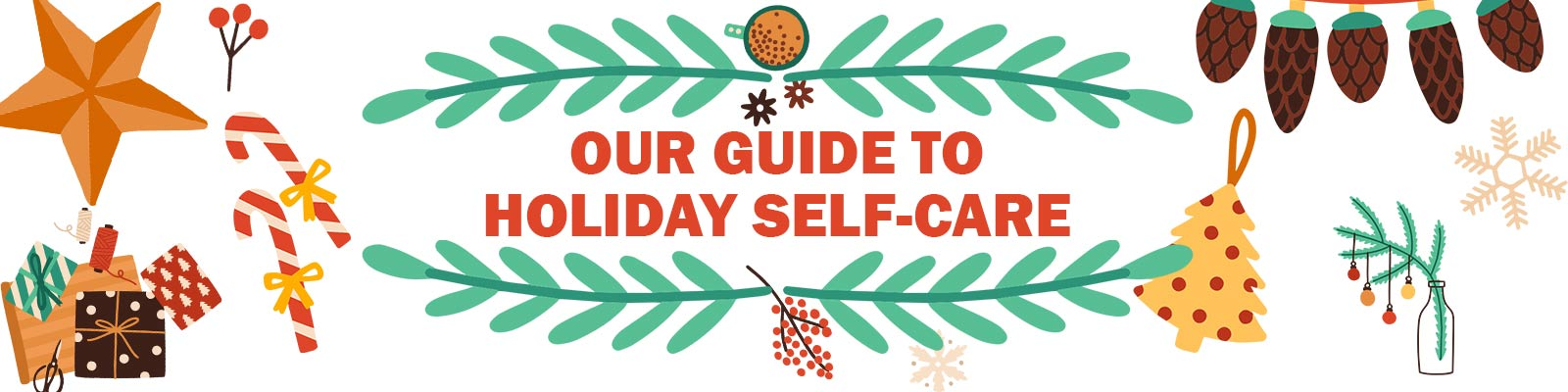 Self-care to combat holiday stress