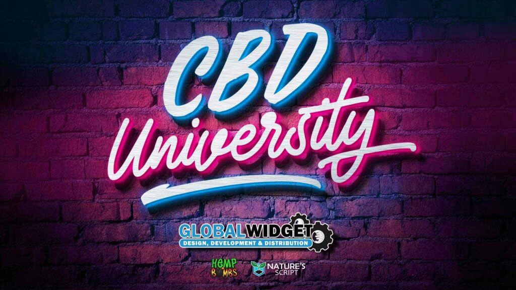 CBD University Podcast