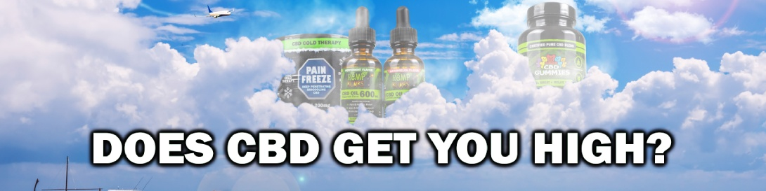 Does CBD get you high Hemp Bombs CBD Oil