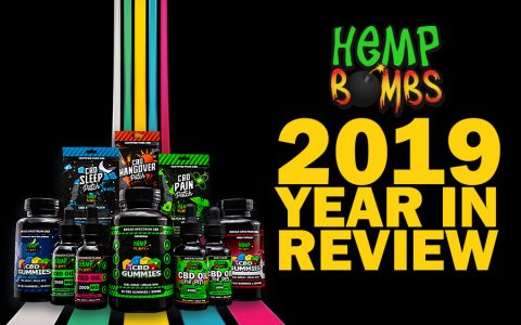 Hemp Bombs Year in Review 2019