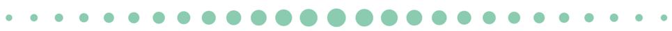 Seafoam Green Divider