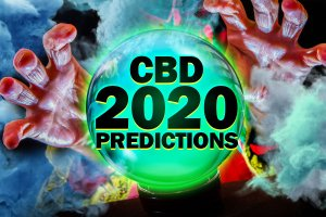 CBD Market Projections 2020