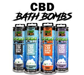 CBD Topicals Bath Bombs
