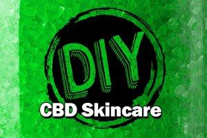 DIY CBD Skincare
