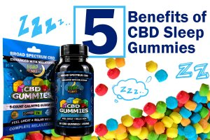 Sleep Gummies Benefits for World Sleep Day