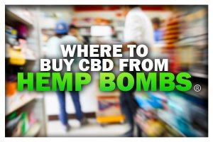Buy CBD from Hemp Bombs